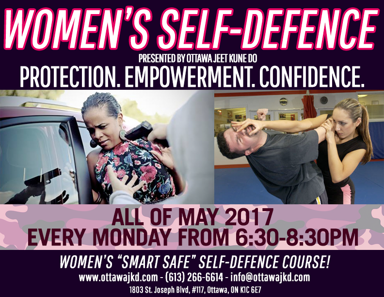 Women's Self-Defence Ottawa
